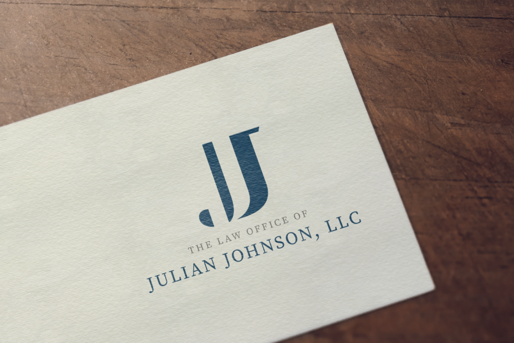 Custom branding logo design for lawyer